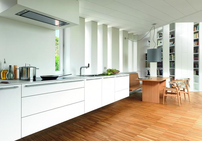 bulthaup die k che varie forme di mobili. Black Bedroom Furniture Sets. Home Design Ideas