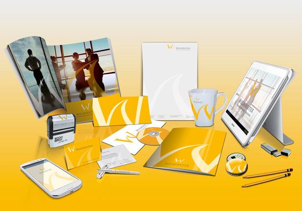 Mit Einem Erfolgreichen Corporate Design Durchstarten Teil