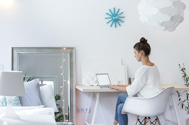 das arbeiten auerhalb der firma wird immer beliebter laut einer aktuellen studie des instituts fr wirtschaftsforschung ifo lassen rund 40 prozent der - Home Office Regelung Muster