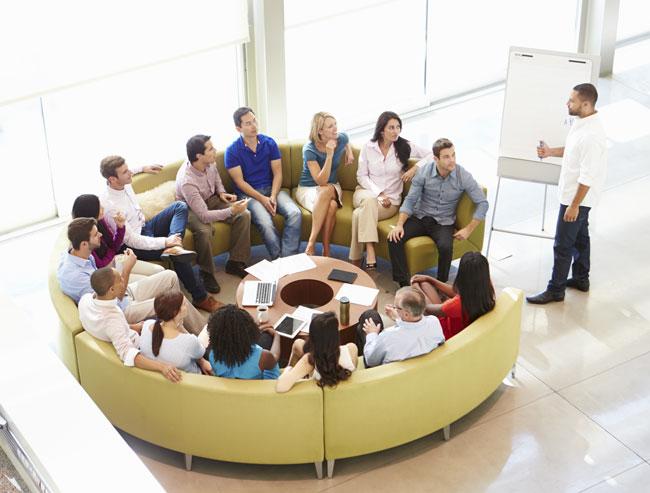 4 tipps f r coolere b ros und zufriedenere mitarbeiter startingup das gr ndermagazin. Black Bedroom Furniture Sets. Home Design Ideas